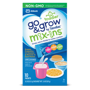Go & Grow By Similac® Mix-Ins™