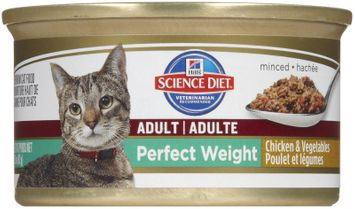 Hill's Science Diet Perfect Weight Canned Cat Food