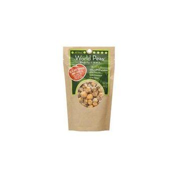 World Peas Peas Sicilian Tomato And Garlic 5.3 Oz Pack Of 6