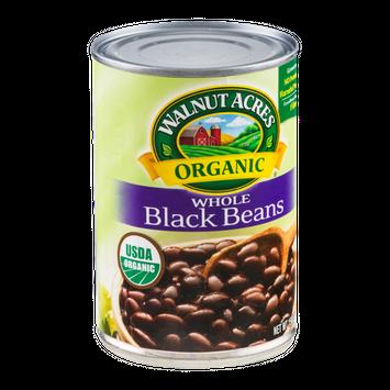 Walnut Acres Organic Whole Black Beans