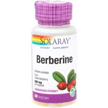 Berberine (60 Vegetarian Capsules) by Solaray at the Vitamin Shoppe