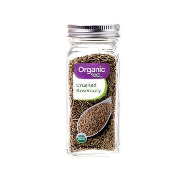 Great Value Organic Crushed Rosemary, 1.0 oz