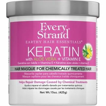 Every Strand Keratin Hair Treatment, 15 oz