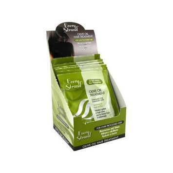 Every Strand Olive Oil Treatment Packettes 1.75 oz. (Display of 12)