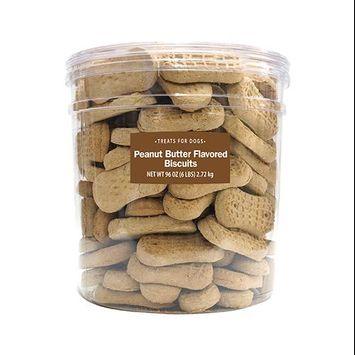 Sunshine Mills 02916 Pean Butter Biscuit, 6 Lbs