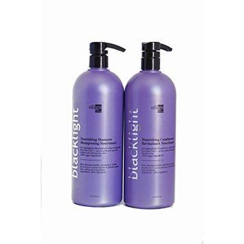 Oligo Professionnel Blacklight Nourishing Shampoo & Conditioner 32oz Duo Bundle
