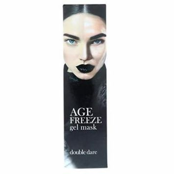 [Double Dare] Age Freeze Gel Mask 3 5 oz 100 g