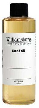 Williamsburg Handmade Oils - Stand Oil - 4 oz.