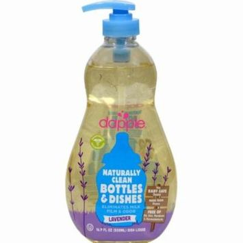 Dapple Baby Bottle And Dish Liquid - 16.9 Fl Oz