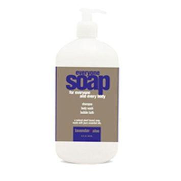EO Products Everyone Liquid Soap, Lavender & Aloe 32 OZ