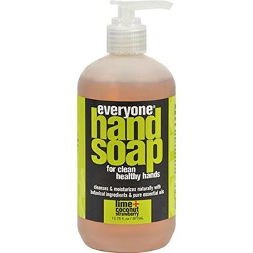 EO Products Lime And Coconut With Strawberry Everyone Hand Soap