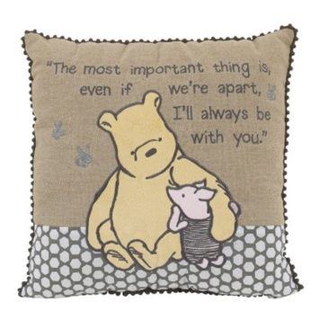 Disney Changing Pad Cover - Winnie the Pooh