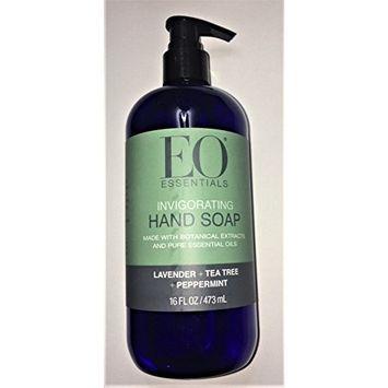 EO Essentials Lavender + Tea Tree + Peppermint Hand Soap 16oz