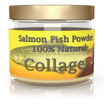 SALCOLL COLLAGEN Marine Collagen - Salmon Collagen for Joint Pain, Rheumatoid Arthritis, Osteoporosis - Aids Tissue, Cartilage & Bone Regeneration to Improve Energy, Mobility & Vitality - 1.23 Oz