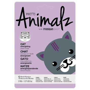 Look Beauty Pretty Animalz Sheet Mask Cat - 0.71 fl oz