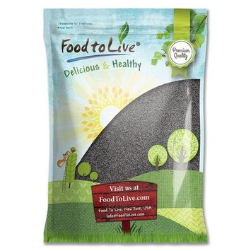 Australian Poppy Seeds for Baking, 8 Pounds - Kosher, Bulk, Product of Australia
