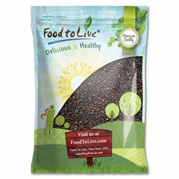 Food To Live ® Black Pepper Whole (Peppercorn) (14 Pounds)