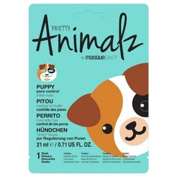 Look Beauty Pretty Animalz Sheet Mask Puppy - 0.71 fl oz