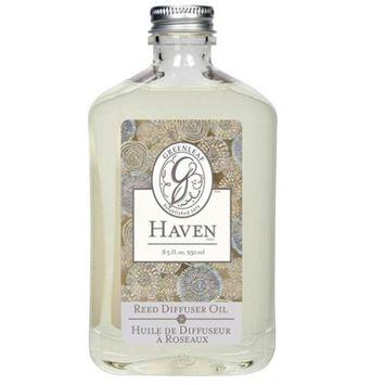 Greenleaf Gifts Greenleaf Reed Diffuser Oil 8.5 Oz. Box of 4 - Haven