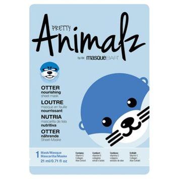 Masque Bar™ Pretty Animalz Otter Nourishing Face Sheet Mask - 0.71 fl oz