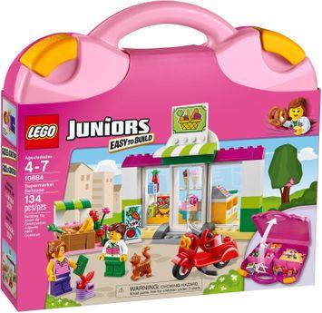 LEGO Juniors Supermarket Suitcase - 10684 - 1 ct.