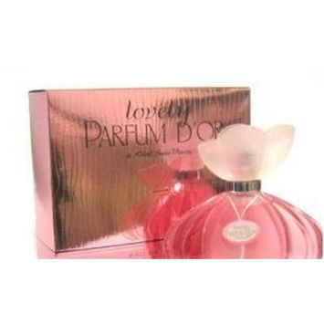 Parfum D'Or Lovely 3.3 oz. Eau De Parfum Spray Women by Kristel Saint Martin