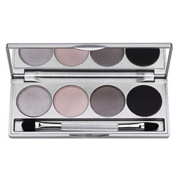 Colorescience Mineral Eye Shadow Quad Palette, Seductive Smoke, 1 ea