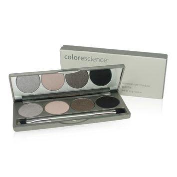 Colorescience Mineral Eyeshadow Palette-Seductive Smoke 0.25oz
