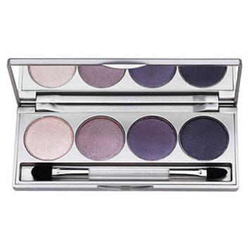 Colorescience Mineral Eye Shadow Quad Palette, Royal Purple, 1 ea