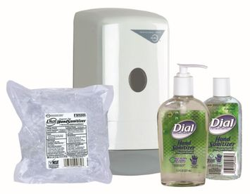 Dial Manufacturing Dial Hand Sanitizer