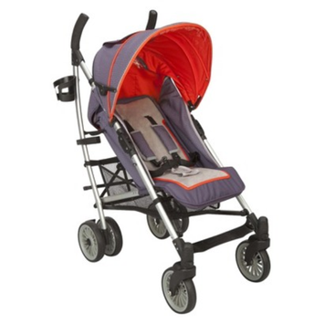 Simmons Kids Simmons Urban Edge Stroller - Charcoal