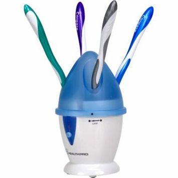 Wellness Oral Care Countertop Ultra-Violet Toothbrush Sanitizer, WEFC5B, Blue