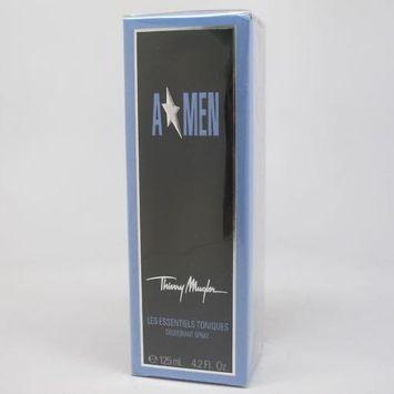 Angel Men By Thierry Mugler For Men. Deodorant Spray 4.4 Oz.