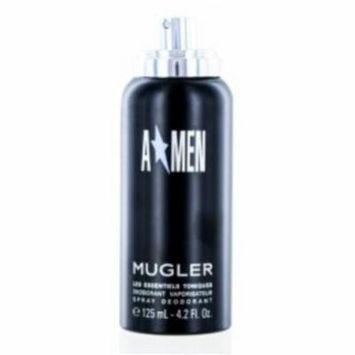 2 Pack - Thierry Mugler Angel Men Deodorant Spray Can 4.2 oz