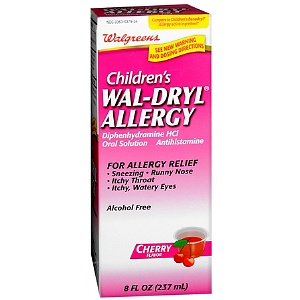 Walgreens Wal-Dryl Children's Allergy Oral Solution