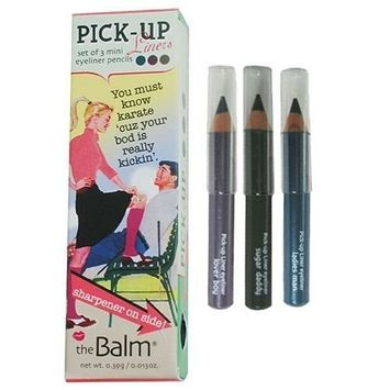 theBalm Pick-Up Liners You Must Know Karate 'Cuz Your Bod Is Really Kickin'