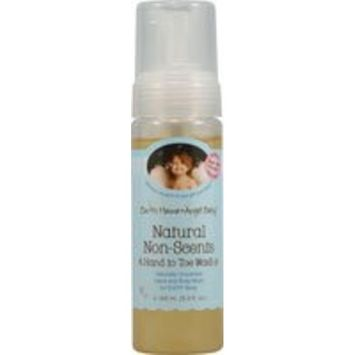 Earth Mama Angel Baby Hand to Toe Wash, Natural Non-Scents, 5.3 Fluid Ounce
