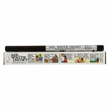 theBalm - Mr. Write (Now) Pencil Eyeliner Bill B. Mocha Dark Brown - 0.01 oz. (pack of 4)