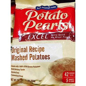 Extra Rich Potato Pearls, 3.5 Pound - 6 Case