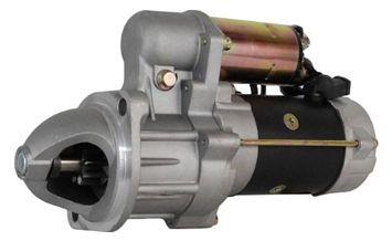 Rareelectrical 24V STARTER MOTOR FITS ISUZU INDUSTRIAL ENGINE