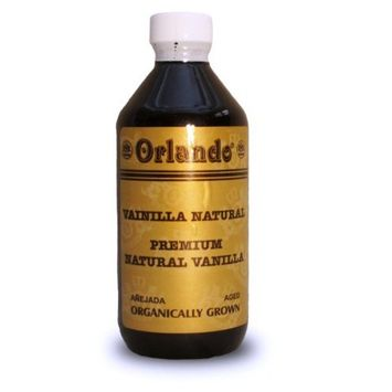 Premium Gourmet Mexican Vanilla (Amber Colored) (16 Fl. Oz.)