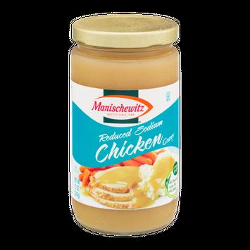 Manischewitz Chicken Gravy Reduced Sodium