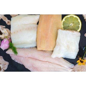 Sizzlefish Light-Eating Protein Fish, Wild & Farm Raised Assortment, 4 Oz, 14 Ct
