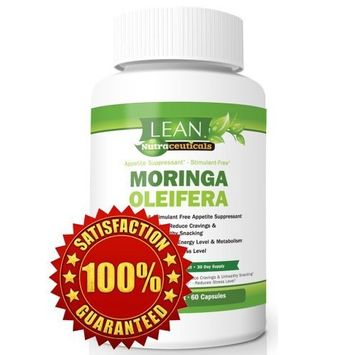 Top Moringa Oleifera Capsules On Amazon! Results Or Your Money Back! 100% Pure & Natural, 1200mg Leaf Powder For REAL Results! Balance Sugar Levels, Reduce Cravings, Less Stress, AND Weight Loss! NO Crazy Workouts Or Diets! Priced Fair, FULL Month Supply!60 Capsules