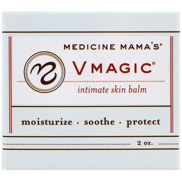 Medicine Mama's, Vmagic, Intimate Skin Balm, 2 oz
