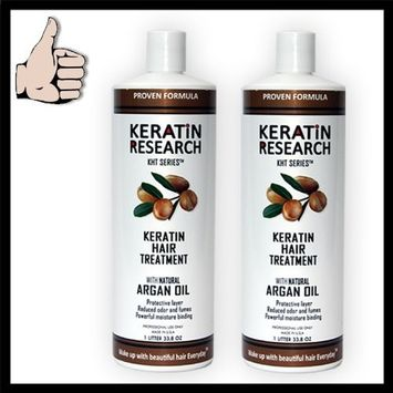 Brazilian Keratin Blowout Straightening Smoothing Hair Treatment 2000ml 2 Liters Professional Complex Bottle by Keratin Research Queratina Keratina Brasilera Tratamiento
