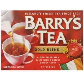 Barrys Gold 80 Bags 2pk