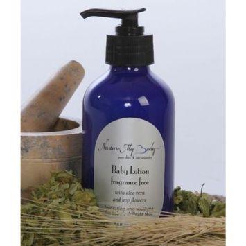 Nurture My Body Baby Fragrance Free Moisturizing Lotion (8 Fl Oz)