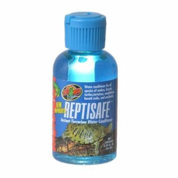 Zoo Med ReptiSafe Water Conditioner 2.25 oz - Pack of 4