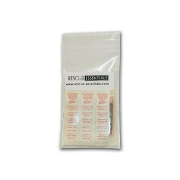 3M Tincture of Benzoin Ampules (6 pack, 0.67 ml each)